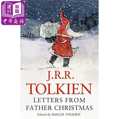 Letters from Father Christmas 英文 托爾金:圣誕老爸的來信J. R. R. Tolkien