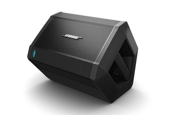 高傳真音響【Bose S1 Pro】可接藍芽│攜帶式專業級PA喇叭│主動式 街頭表演 監聽 外場 S1 PRO(公司貨)