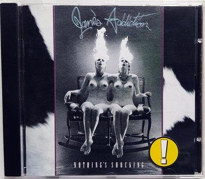 Jane's Addiction - Nothing's Shocking 二手歐版