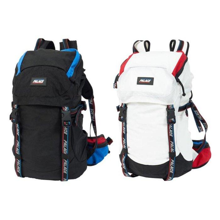 全新商品 Palace Skateboards 18FW Genius Backpack 後背包 背包