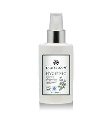 New! 【Bath Bloom】草本防護清潔噴霧 90ml ~ 隨身攜帶乾洗手全面防護~ 香氛精油配方氣味紓壓