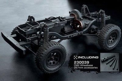 RC樂 ~ MST 得隆科技 532144 CMX 1/ 10 電動攀岩車