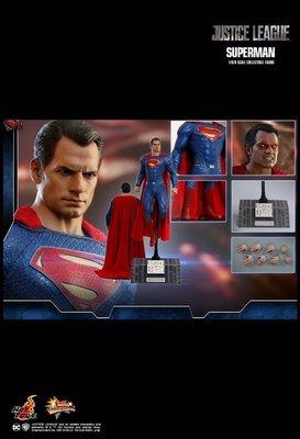 首日訂單 Hottoys Justice League Superman MMS465 超人 正義聯盟