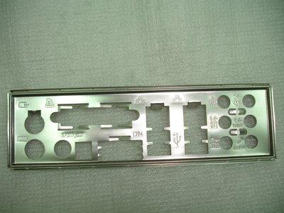 【電腦零件補給站】ASUS A8N-SLI 主機板 I/ O彈片 後擋片 後擋板 新北市