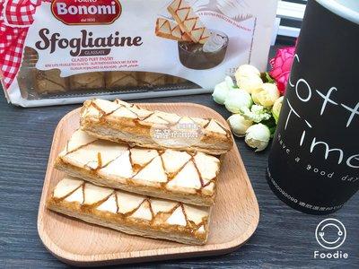 【義大利】白朗尼小麥千層酥 135公克裝