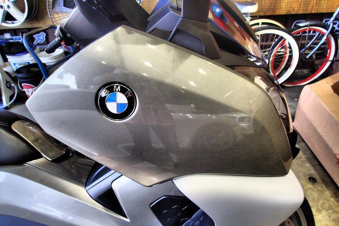 DJD19083109 BMW C650 GT外殼烤漆服務 歡迎預約 依需求報價