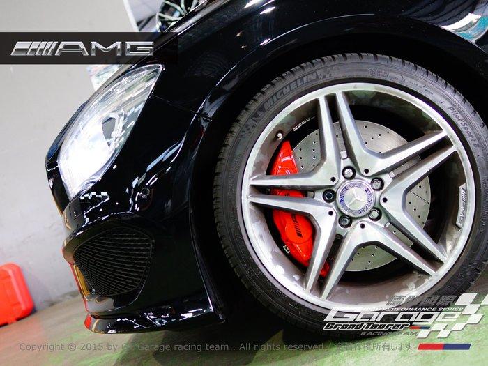 德朋國際 / Mercedes Benz CLA250 升級德國原裝AMG A45卡鉗 /Garage Racing ...
