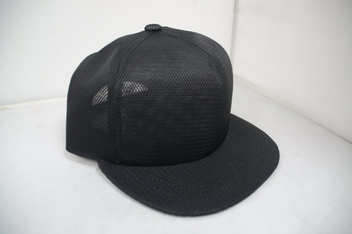 《星野球》棒球主審專用 球帽   可調式 帽沿六公分