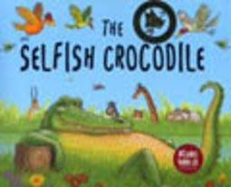*小貝比的家* THE SELFISH CROCODILE /平裝書+CD