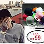 BV布魯斯{P34] 韓版熱賣新品擺搭素色潮流布質調節超挺版棒球帽 18色大量現貨