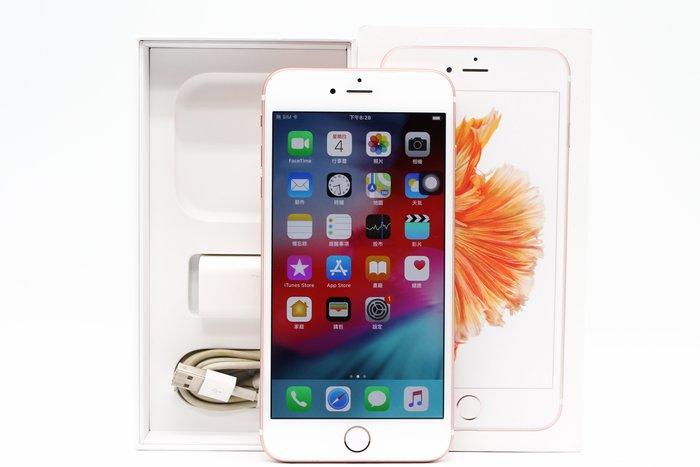 【高雄青蘋果3C】Apple iPhone 6S Plus 玫瑰金 64G 64GB 5.5吋 蘋果手機  #29261