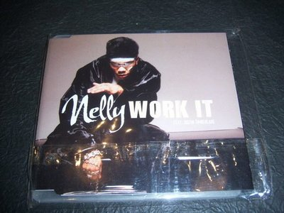 CD-NELLY WORK IT/單曲,澳版