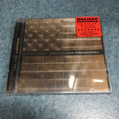 全新CD音樂 全新未拆封 American Prodigal  Crowder 福音 cd