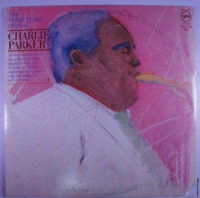 《二手美版黑膠》Charlie Parker  -  The Verve Years (1952-54) (2LP)