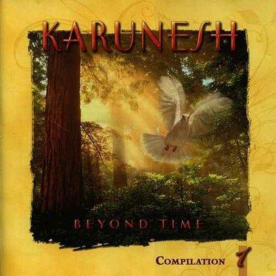 [心靈之音] 超越時光:卡盧奈許選輯1 Beyond Time-Compilation 1-荷蘭歐瑞進口CD-拆封福利品