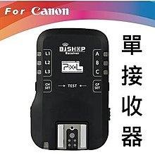 台南 晶豪野 BISHOP F-510無線電閃光燈/快門接收器 for Canon