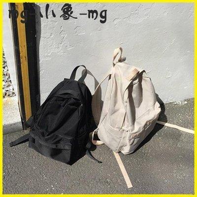 [免運]後背包-潮後背包書包帆布包背包...