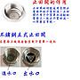 (4分) 304不鏽鋼逆止閥  逆回閥 防水槌  防止水倒灌 直立式逆止  電熱水器逆止閥 熱水器逆止閥  靜音逆止閥