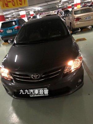 【圓點國際】【九九汽車音響】-Apollo VR1 Toyota Altis10 9吋專用安卓機