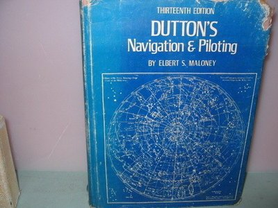 二姑書坊:  Dutton's Navigation & Piloting~~thirteenth edition