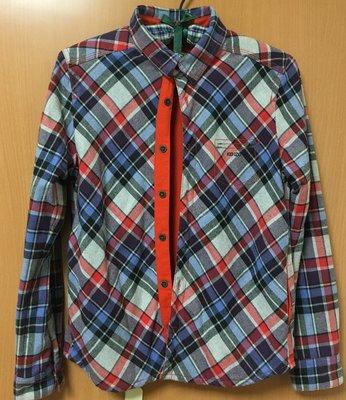 珮珮百寶屋💎法國 kenzo 雙層休閒罩衫