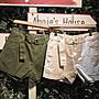 山東:UNGRID 春夏新款 清涼感素材棉麻腰帶休閒短褲 SLY MOUSSY SNIDEL 韓妮 170512