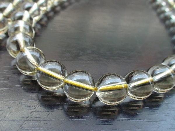 ~shirley水晶~黃水晶108顆能量念珠~169公克~開財運~晶質優~能量優質~低價起標!
