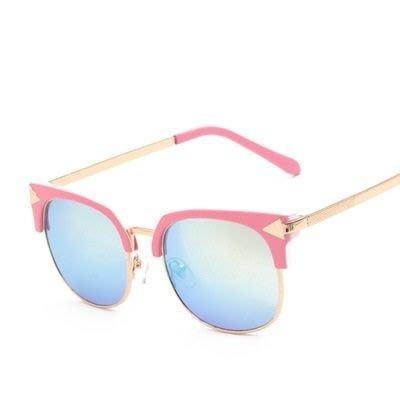 墨鏡 偏光太陽眼鏡-歐美風格金屬箭頭搭男女眼鏡配件19色73en63[獨家進口][米蘭精品]