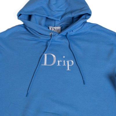 V.W SHOP Drip Classic Hoodie 水滴藍 正版經銷 YZ 周湯豪 Drip Boys Club