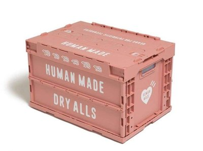 ☆LimeLight☆ HUMAN MADE CONTAINER 50L 收納箱 粉紅色 售完