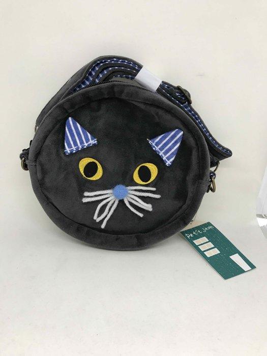 日本 Petit Jam 貓咪斜背包