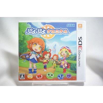 [耀西]二手 純日版 任天堂 3DS N3DS 魔法氣泡編年史 特價版 含稅附發票
