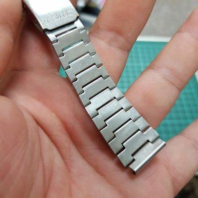 CITIZEN 18mm 錶帶 不銹鋼錶帶 非 MK IWC CK TELUX SEKIO ORIENT 機械錶 石英錶 G08