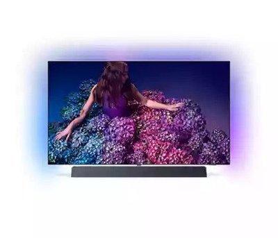 飛利浦55吋4K Android聯網OLED電視 55OLED934 另有OLED55CXPWA OLED77CXPWA