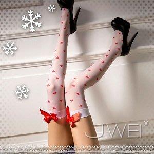 性感蝴蝶結長筒絲襪薄紗柔緞情趣服裝性感美腿透視透膚絲襪情人節禮物熱銷款ptt  P221-JA24160513【推薦+】