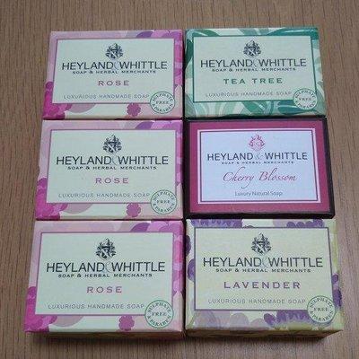 Heyland Whittle 手工香氛皂 45g *6個一起賣