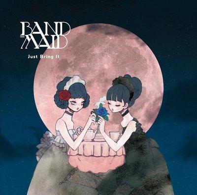 天空艾克斯 代訂 Band-Maid - Just Bring It 【初回限定盤】CD+フォトブック 日版 二手
