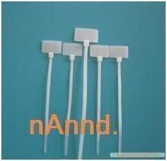 外標紮帶 束線帶 PVC扎線帶 標籤紮線帶 尼龍扎帶 線束帶 每包500條 長100mm