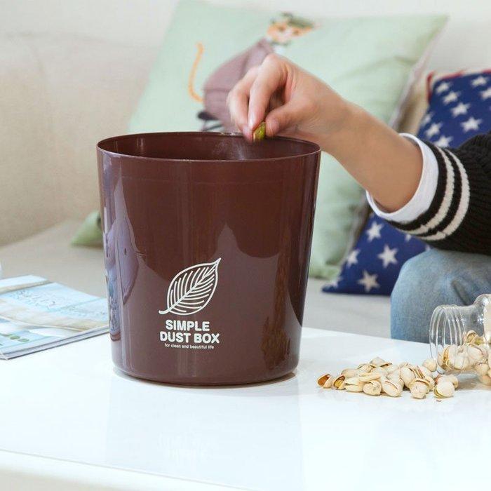 品如衣櫃 軟毛刷 日系清潔劑 居家家塑料垃圾桶家用客廳茶幾迷你垃圾筒辦公桌桌面無蓋小垃圾盒