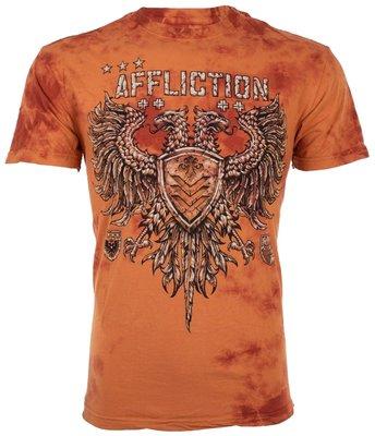 @50%OFF@ AFFLICTION  重機 哈雷  潮牌中的法拉利  飛天神鷹 T-Shirt (( 含運 ))