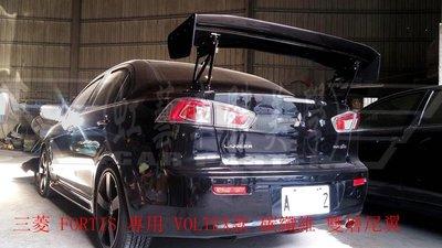 《虹藝車體》VOLTEX款 碳纖維 雙層 戰鬥 GT尾翼 ※12件式碳纖維尾翼 ※四門車通用飛機尾翼