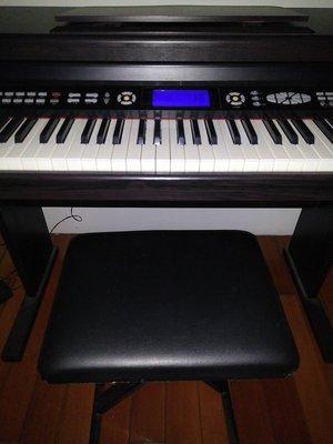 二手 福山FUKUYAMA FP-120 電子琴