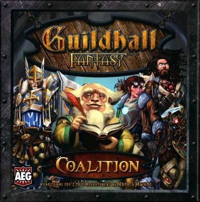 大安殿實體店面 Guildhall Fantasy Coalition 奇幻征途 公會幻想 聯盟 聯合 正版益智桌上遊戲