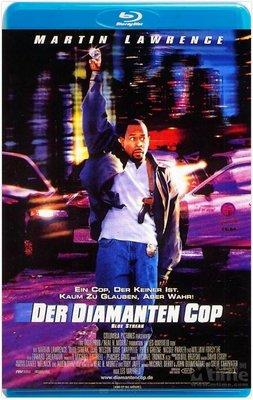 【藍光影片】笨賊妙探 / 冒警出更 Blue Streak (1999)