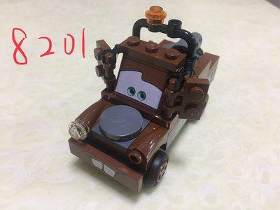 Lego 8201 cars 哨牙麥
