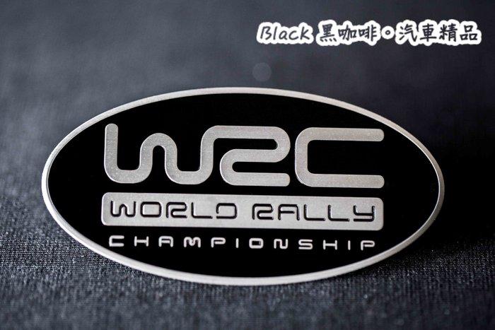 黑咖啡。WRC 福特 鋁合金 改裝 標誌 貼紙  METROSTAR MONDEO TIERRA.METROSTAR.F