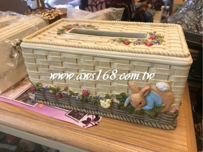 比得兔/彼得兔草莓系列***草莓面紙盒*** 限量款/新款上市售