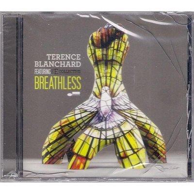 【全新未拆,殼裂】Terence Blanchard 泰倫斯.布藍查:Breathless 摒息樂音《歐版》