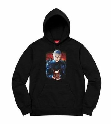 Supreme Hellriser Hell on Earth Hooded Sweatshirt 現貨