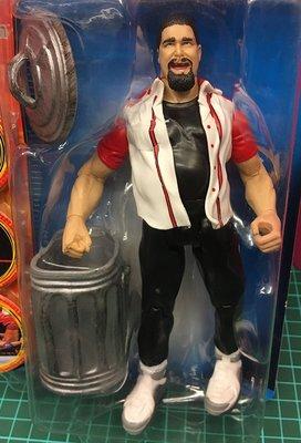 C-15 櫃 : 2001 美職摔角 WWF WRESTLEMANA XVII FOLEY 弗萊 天貴玩具店